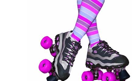 Stripes and Skates