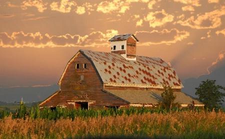 Nebraska Evening