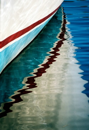 Striped Reflection