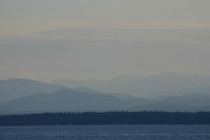 Lake Champlain, ferry crossing