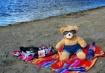 Gumper Bear - sun...