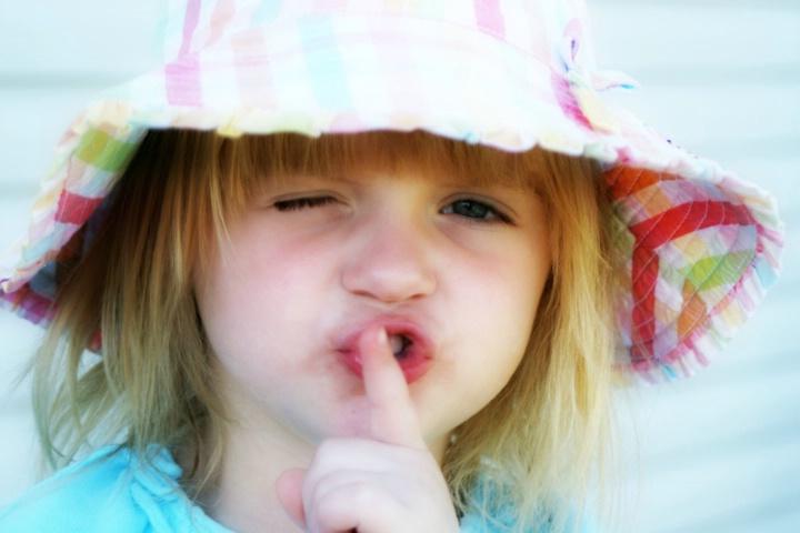 Shhh, Don't Tell