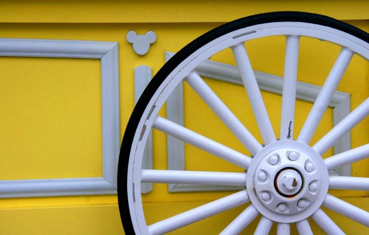 Mickey's Cart