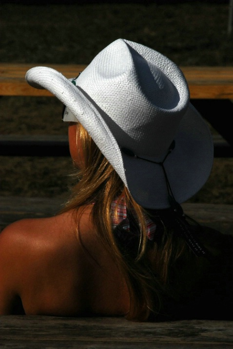 Ag Cowgirl - ID: 2579238 © Stanley Singer