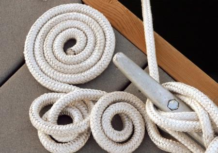 Pier Mooring Ropes