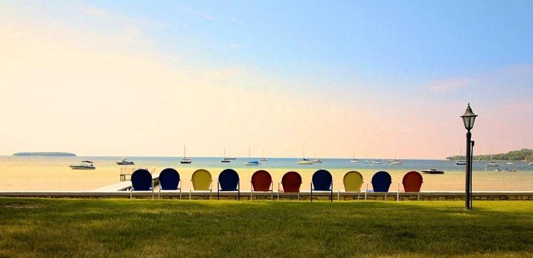 Ten Empty Chairs - ID: 2583957 © Edward H. Mertz