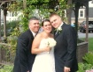 Bride and Groom w...