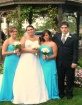 Bride with brothe...