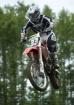 Moto Cross, flyin...