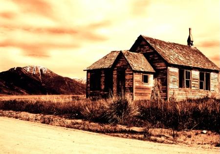Ghostly Idaho