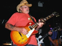 The Great Dickey Betts of the Allman Brothers Band