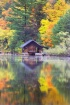 Old Boat House In...