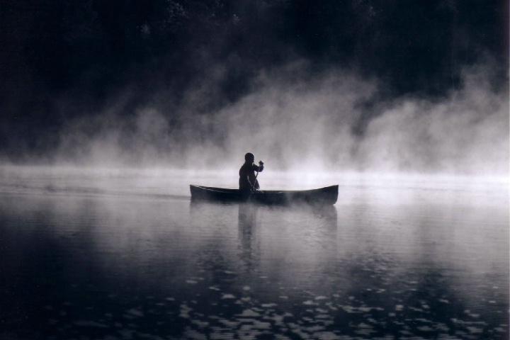 Canoeing The Oxtounge Lake