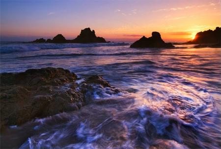 pretty common seascape