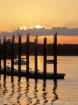Sunset at Belmar ...