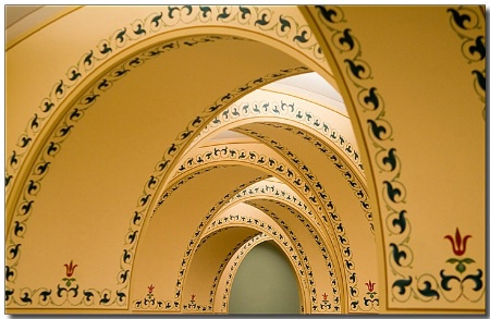 Arches at Library of Congress