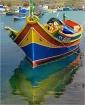Marsaxlokk Harbor...