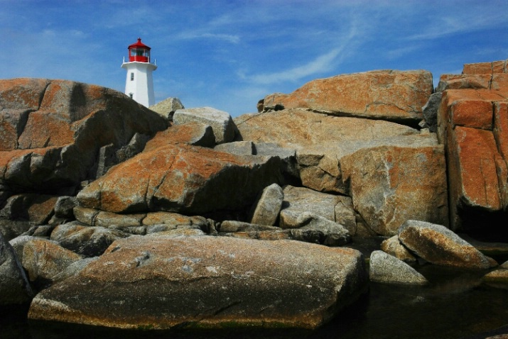 Peggy's Cove Beacon - ID: 2739015 © Stanley Singer