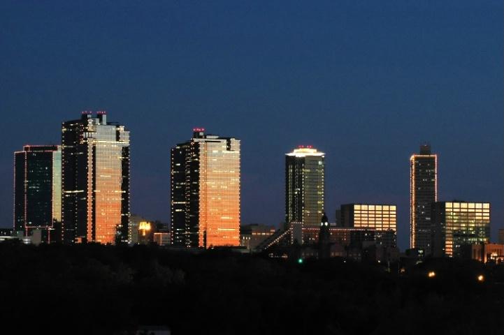 Ft Worth Sunset