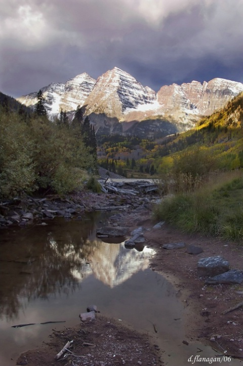 Maroon Creek, Colorado