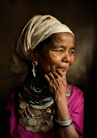 Reang Tribal Woman