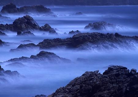 Big Sur mist