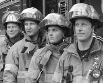 Firefighters - Group portrait