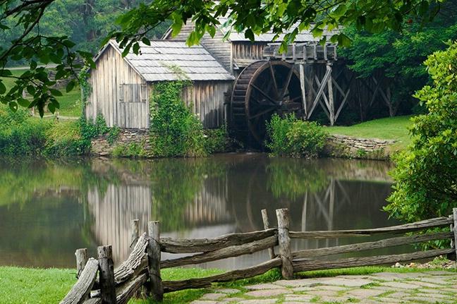 Mabry Mill 2 - ID: 2764174 © Jeff Gwynne