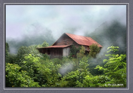 OLD MISTY HOUSE