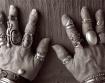 Bonnie's Hand...