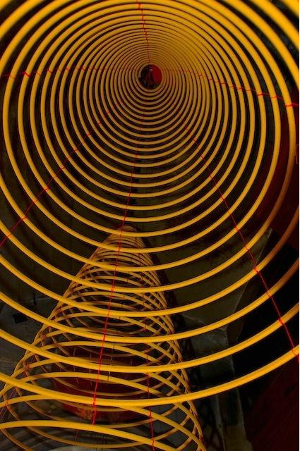 Fortune Incense Spiral Macau