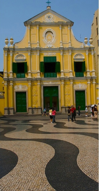 Igreja de S. Domingo Macau