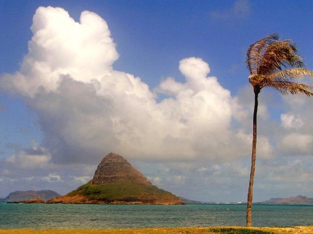 Chinaman's Hat, Oahu, HI - ID: 2917647 © Muriel Soler