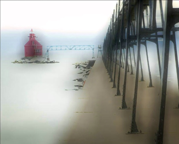 Lighthouse Dream - ID: 2935038 © Brian d. Reed