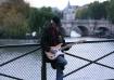 Man on Guitar