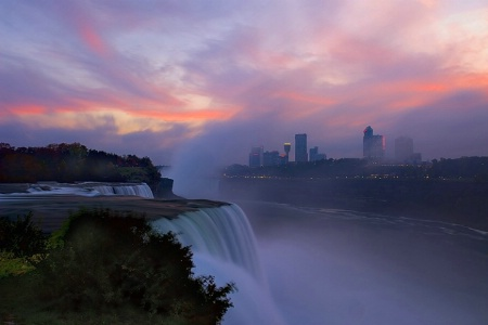 Niagara Sunset