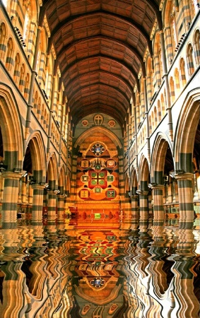 Church Flood