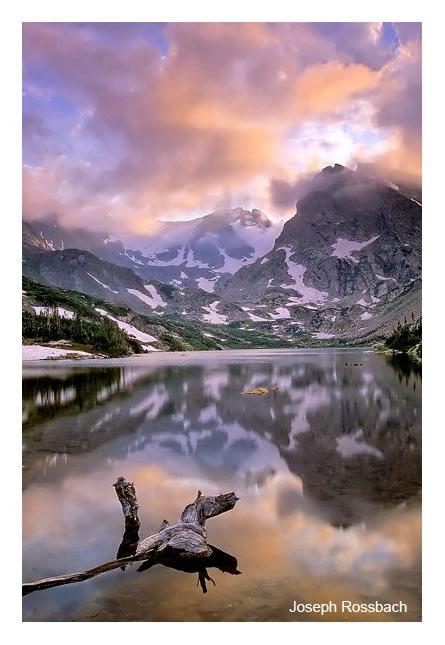 Lake Isabelle Sunset