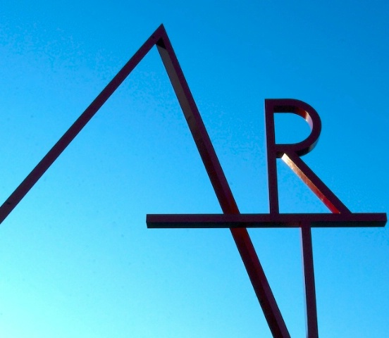 Columbus College of Art and Design Sign