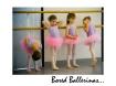 Bored Ballerinas....