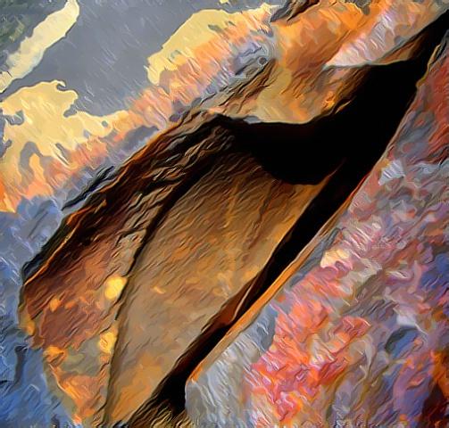 Fall  - On The Rocks