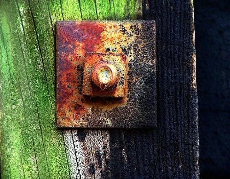 Rusty Nail & Board