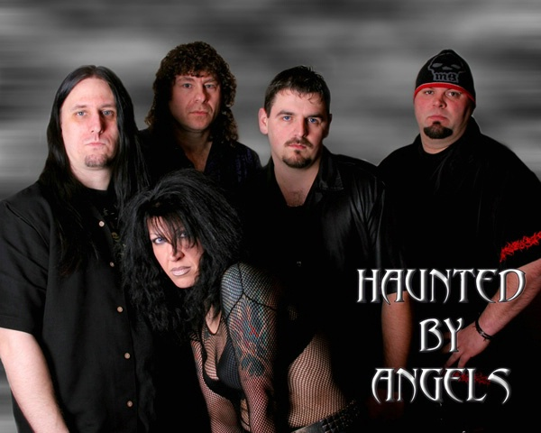 Haunted By Angels