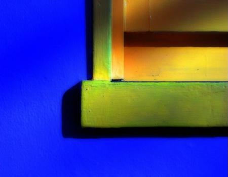 Teller Window