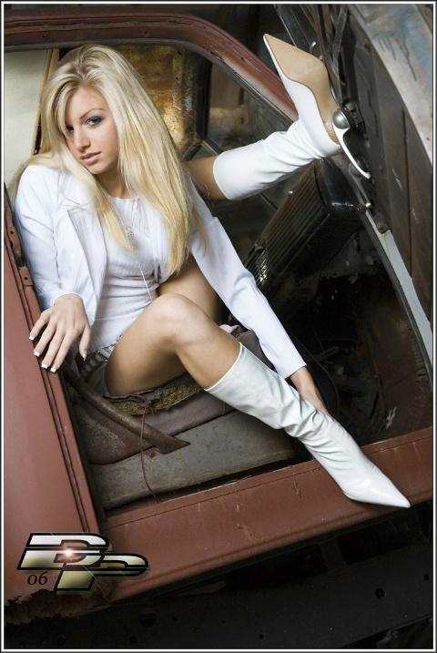 Rustic Amanda