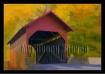 The Cover Bridge ...