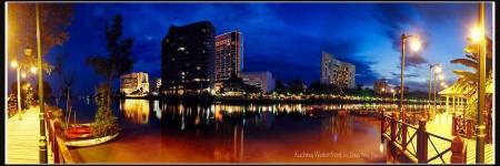 Kuching Water Front
