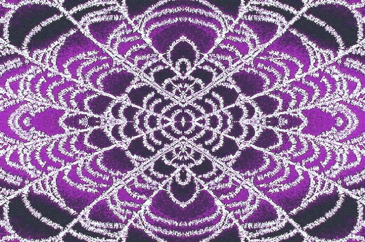 Spiderweb Snowflake