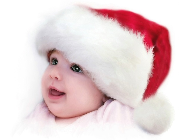 Haylie's First Christmas