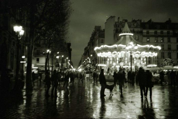 Carousel - Paris - ID: 3127530 © Larry Lightner